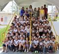 Alunos de escola municipal de Itu ganham festa especial de Natal na Emicol
