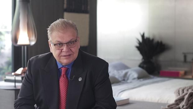 Edson Ayub, diretor da Flex do Brasil