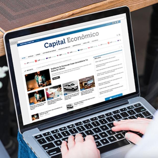 Revista Capital Econômico ganha visibilidade internacional e já é considerada importante veículo de comunicação para negócios e carreira