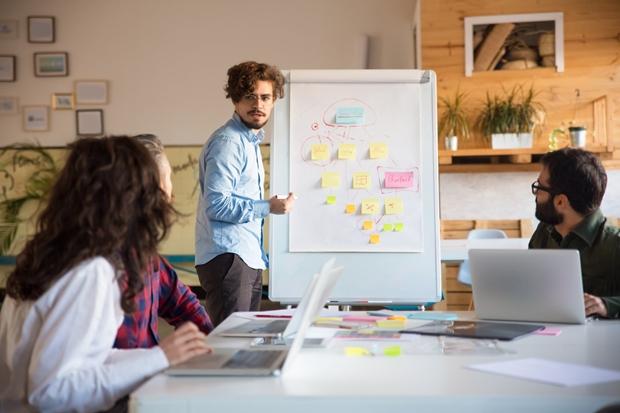 Organização Startup