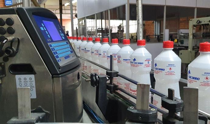 COVID-19: álcool 70º líquido e em gel ganham destaque na pandemia