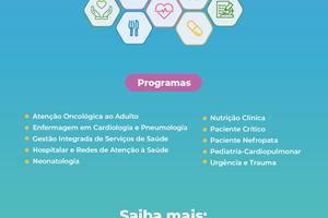 Inscrições abertas para Residência Multiprofissional do Hospital das Clínicas