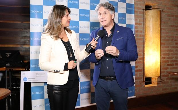 Roberto Zorzo fundador Dieta Bioimis