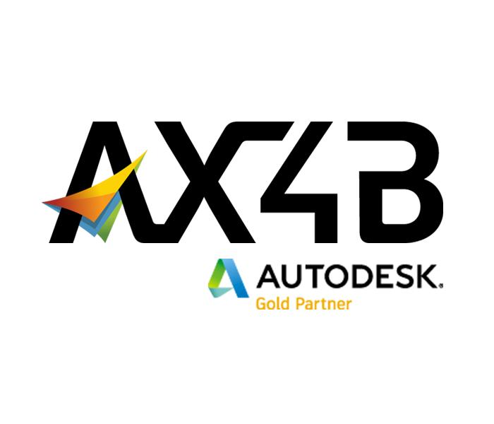 AX4B Autodesk Gold Partner