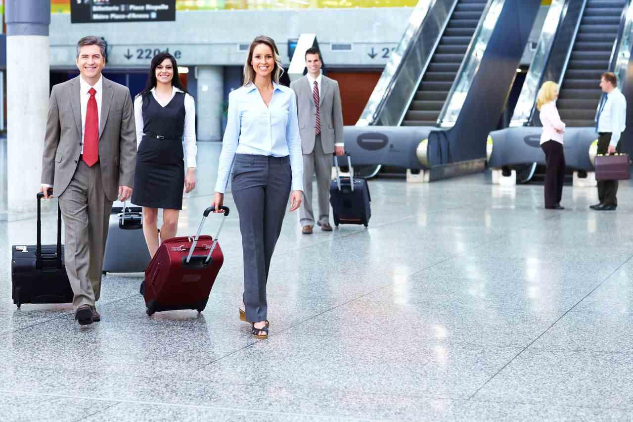 viagens corporativa