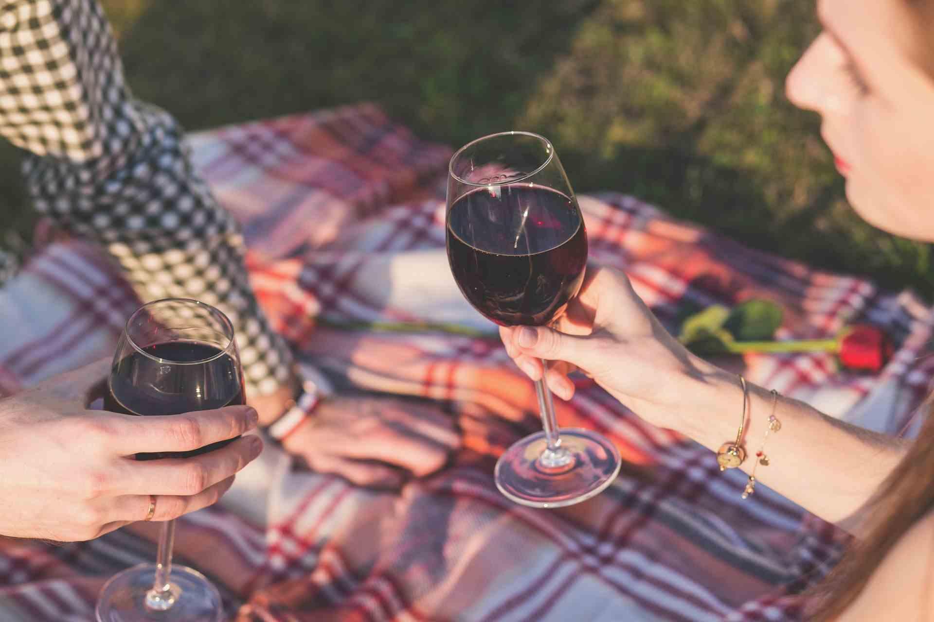 vinho e os polifenóis