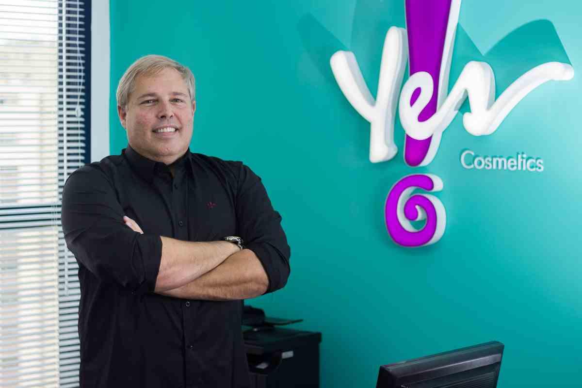 Felipe Espinheira,  executivo da Yes!