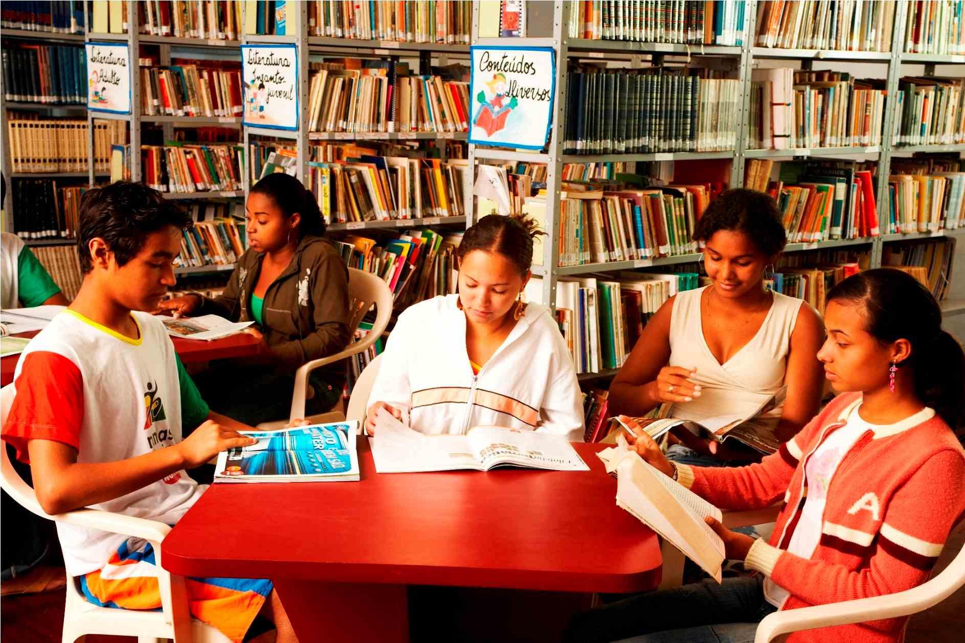 Biblioteca do Ramacrisna