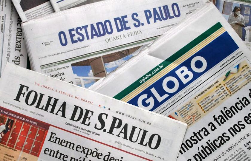 Tenha os principais jornais do país no seu bolso