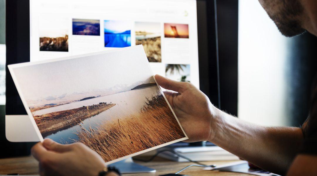 O valor da imagem nas publicações online