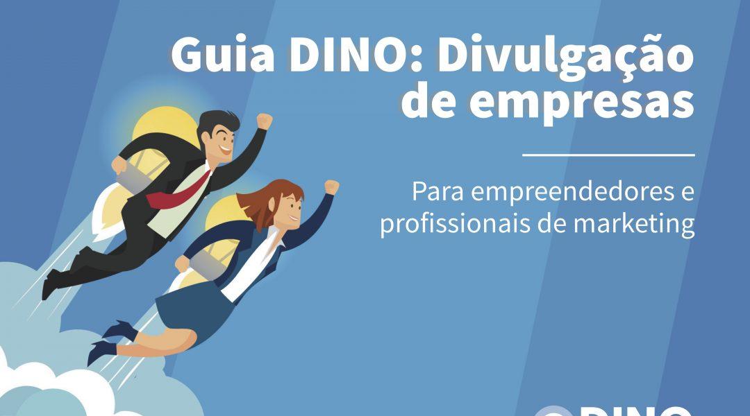DINO produz ebook que auxilia empreendedores e profissionais de marketing