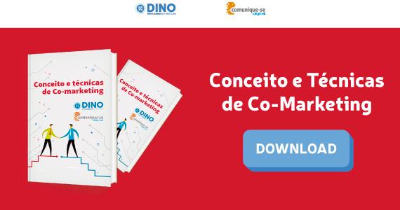 Ebook gratuito traz conceito e técnicas de Co-marketing