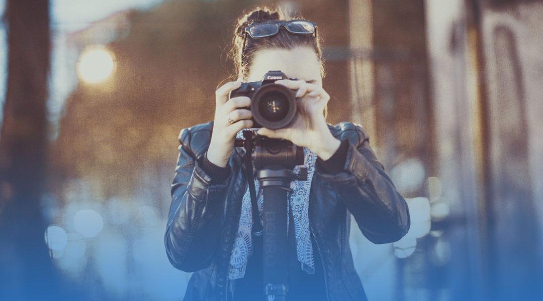 Como produzir fotos atrativas para o seu release