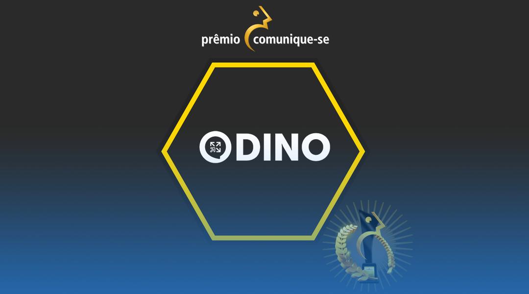 DINO é patrocinador do Prêmio Comunique-se